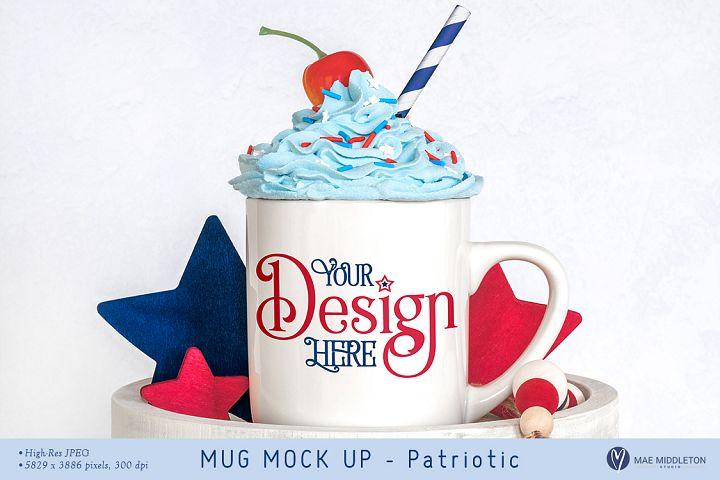 Mug Mock up - Patriotic