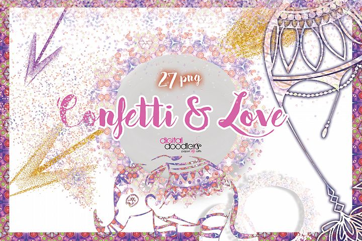 Confetti & Love