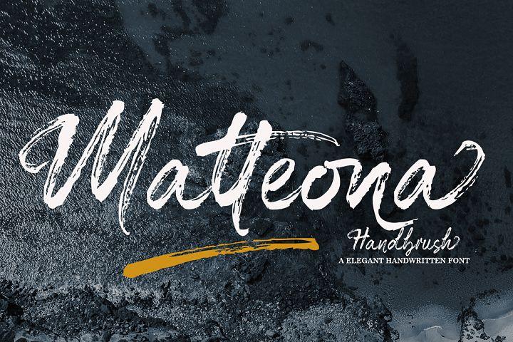 Matteona