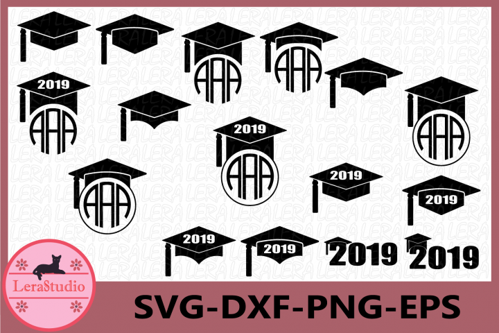 Graduation 2019 SVG, Graduation Cap SVG, Graduation Caps,Hat