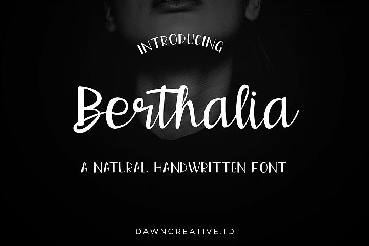 Berthalia