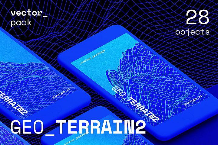 GEO_TERRAIN2 Vector Pack