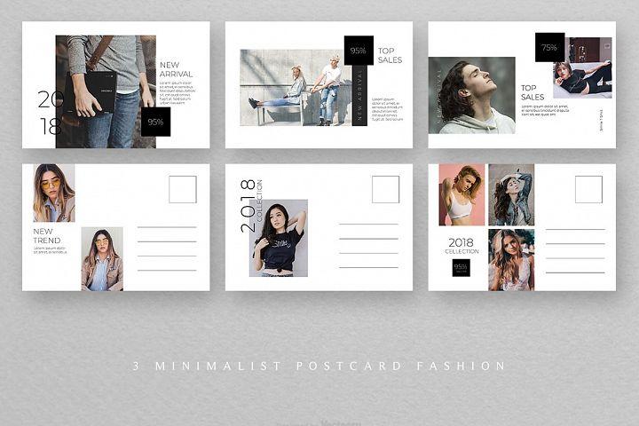Postcard Fashion
