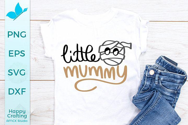 Little Mummy - A Cute Halloween Craft File