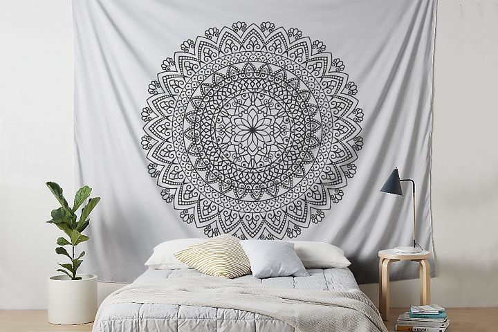Mandala svg Circle file | Mandala clip art