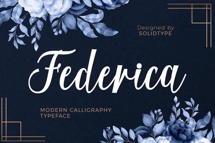 Federica Script