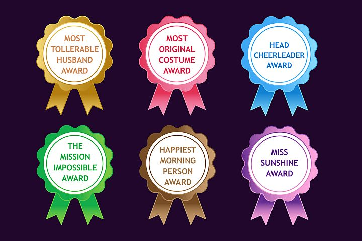 Award Badges