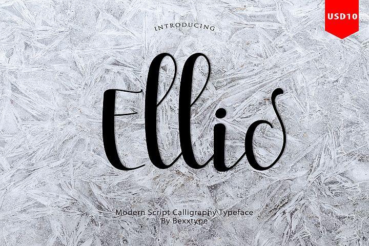 Ellic Script