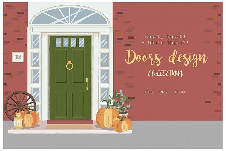 Doors design collection