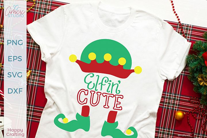 Elfin Cute - An Elf Craft File
