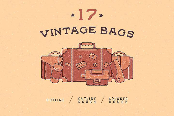 17 Vintage Bags