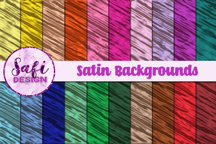 Satin Backgrounds