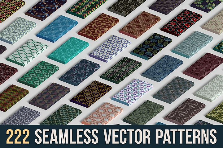 220+ SEAMLESS VECTOR PATTERNS