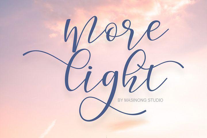 Morelight Script