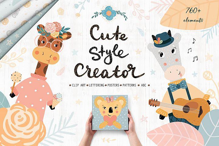 Cute Style Creator
