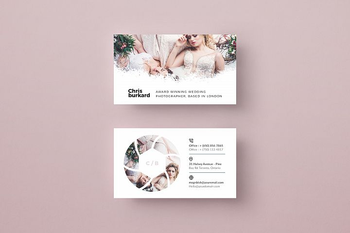 Photography Business Cards