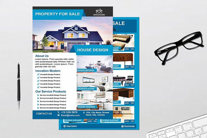 Flyer - Real Estate
