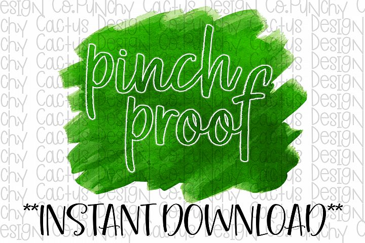 Pinch Proof Sublimation Download