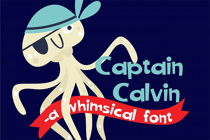 ZP Captain Calvin