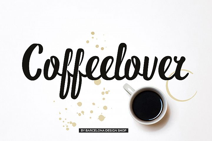 Coffeelover Font