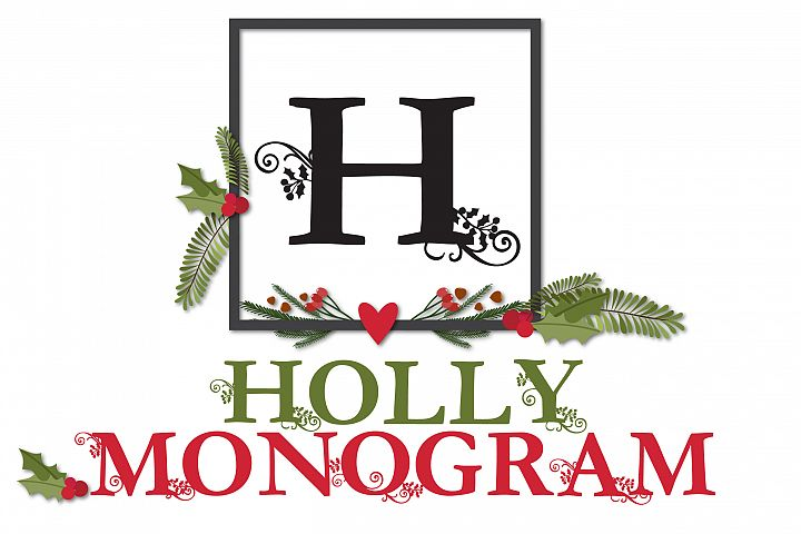 PN Holly Monogram