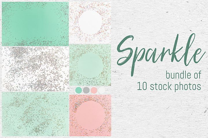 Sparkle photo bundle