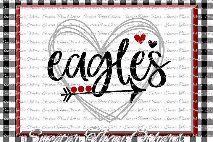 Eagles Svg, Football Eagle, Baseball Eagle, Basketball