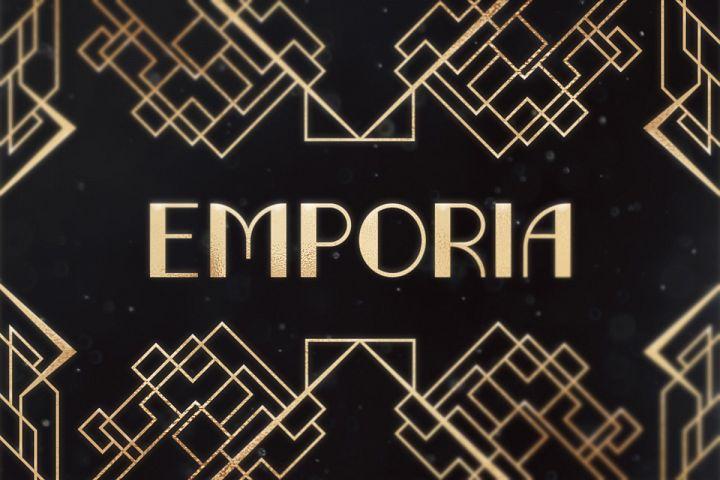 Emporia Typeface