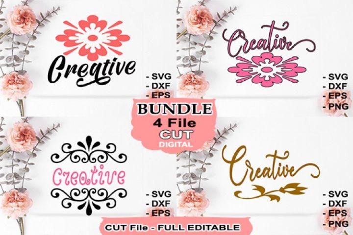 Bundle Svg Creative