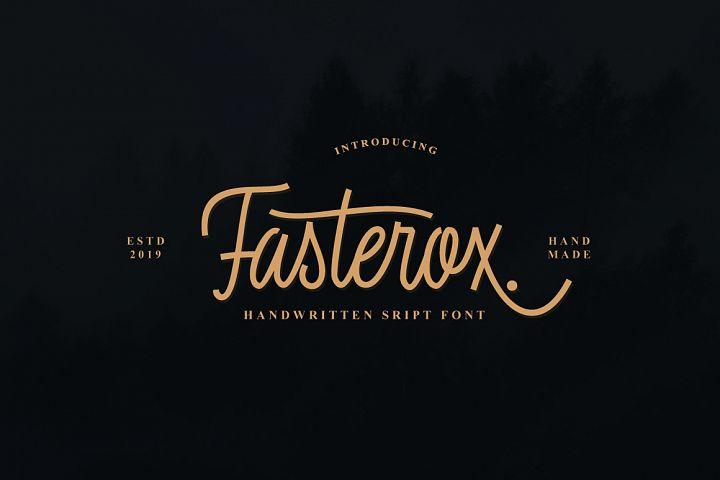 Fasterox Script