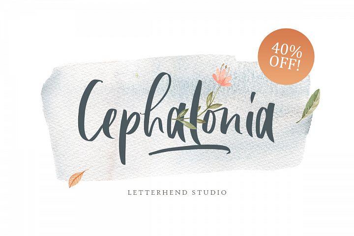 Cephalonia Font