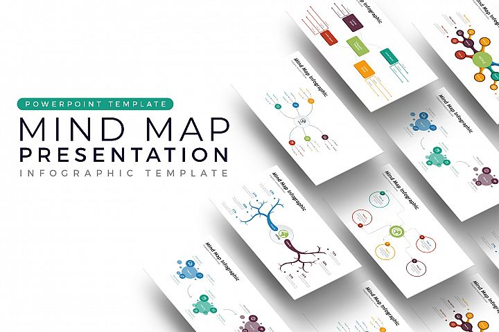 Mindmap Presentation - Infographic