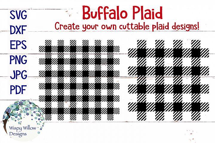 Buffalo Plaid SVG Bundle