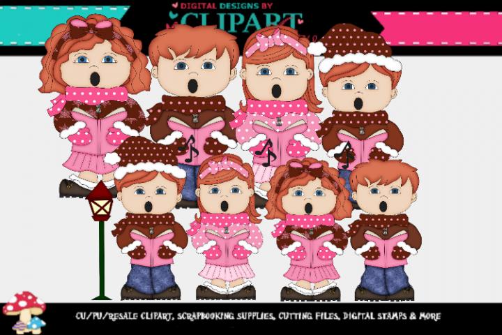 Christmas Chorus 9 example image 1