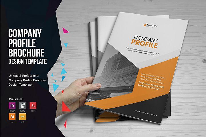 Company Profile Brochure v12