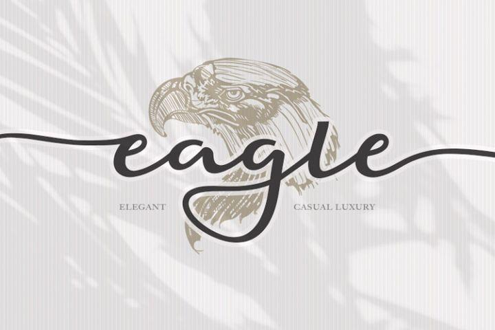 Eagle Script - Elegant Font