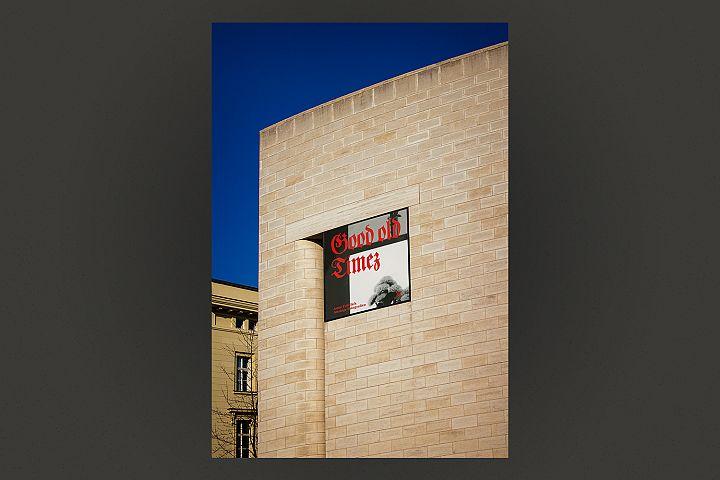 Mockup - Poster - Wall