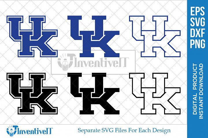 Kentucky Wildcats | University Of Kentucky | Sports Logo |