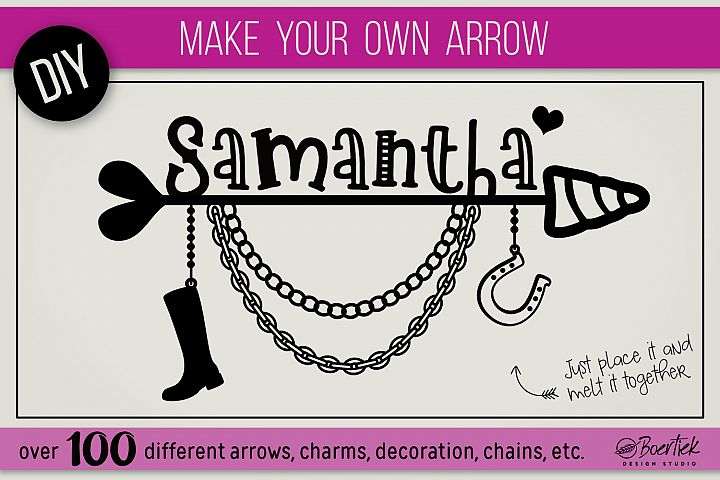 DIY - Make your arrow