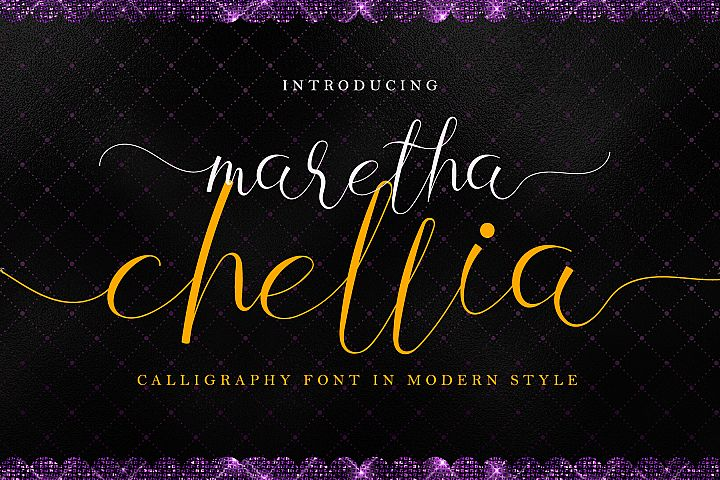 Maretha Chellia