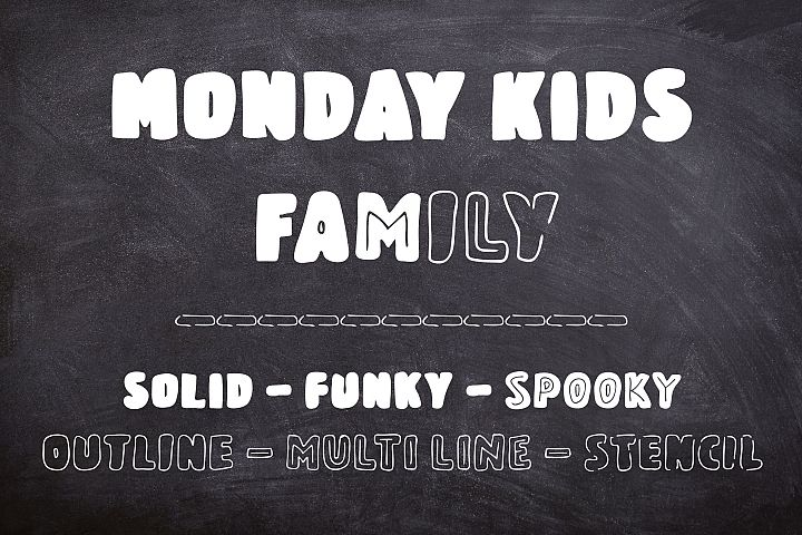 Monday Kids Family