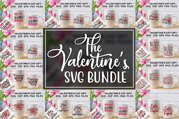 Valentines Day SVG Bundle Part_4