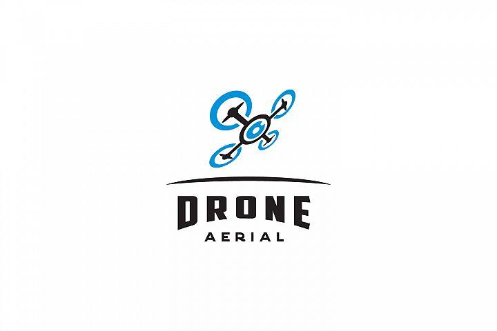 Drone Aerial Logo