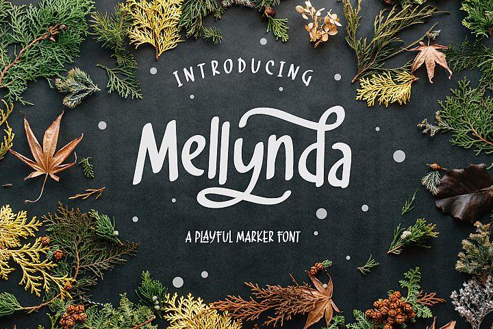 Mellynda Script
