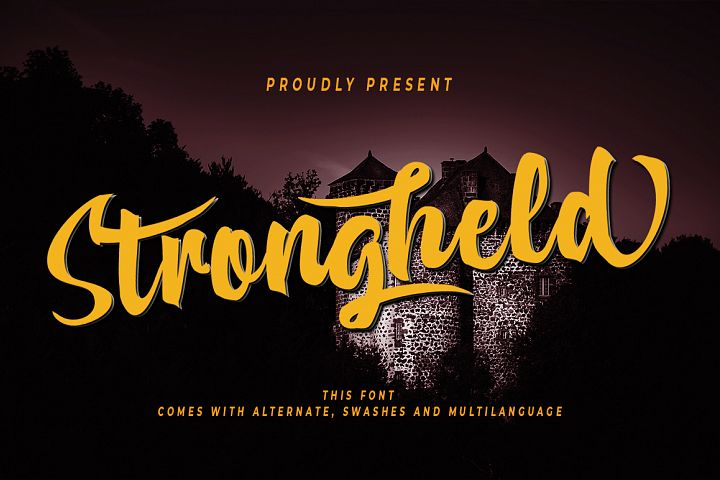 Strongheld