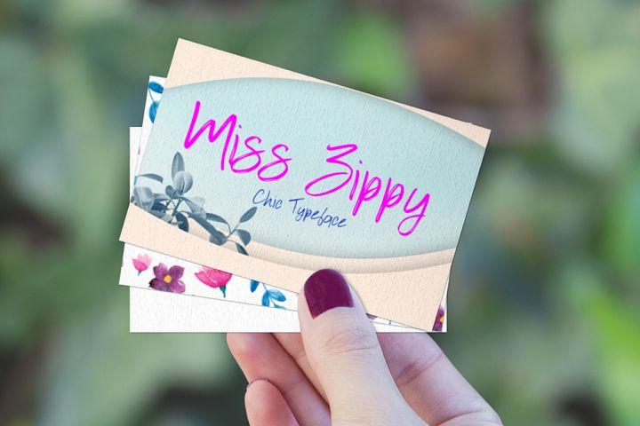 MIss Zippy example image 5