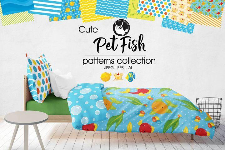 PET-FISH, digital papers