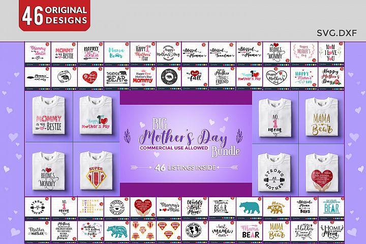 Mothers day bundle svg