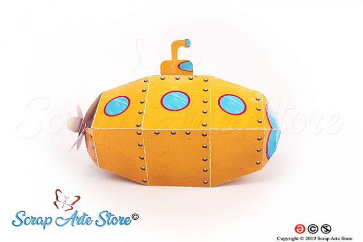 Submarine Box