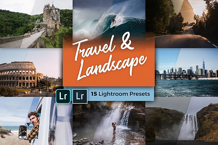 Best Lightroom Presets for Travel & Landscape Photography
